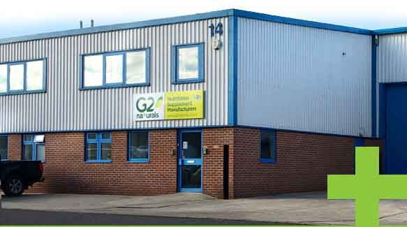 G2 Naturals Contract Manufacturing