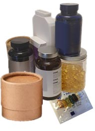 Private Label Nutritional Supplement Packaging